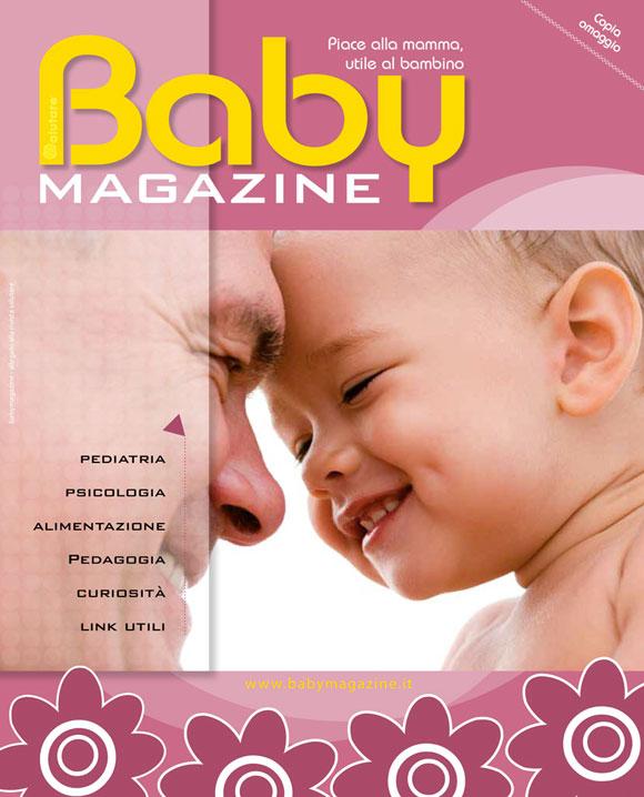 baby magazine 10 copertina