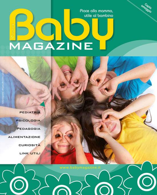 baby magazine 11 copertina