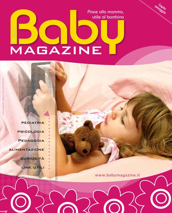 baby magazine 12 copertina