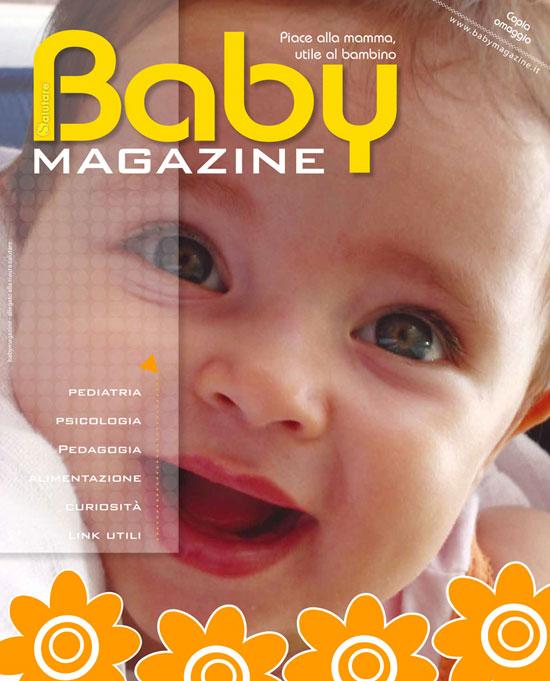 baby magazine 13 copertina