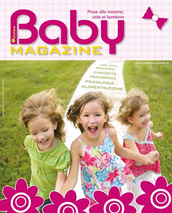 baby magazine 14 copertina