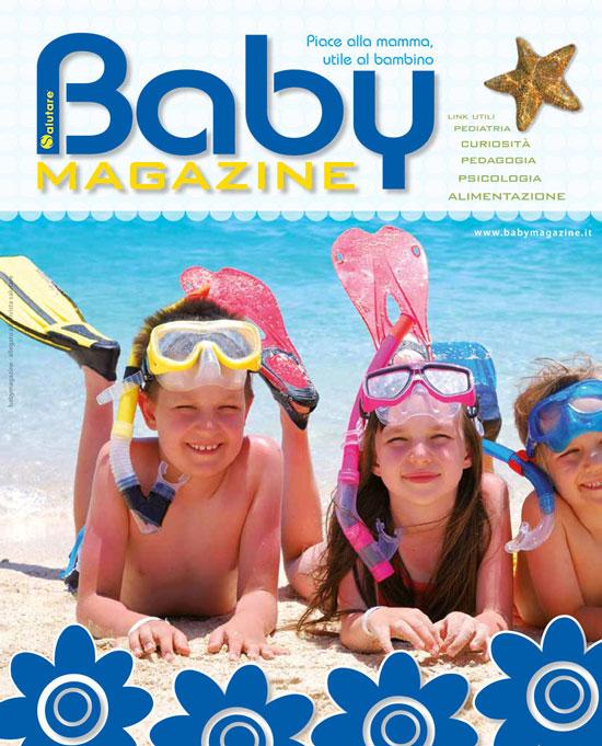 baby magazine 15 copertina