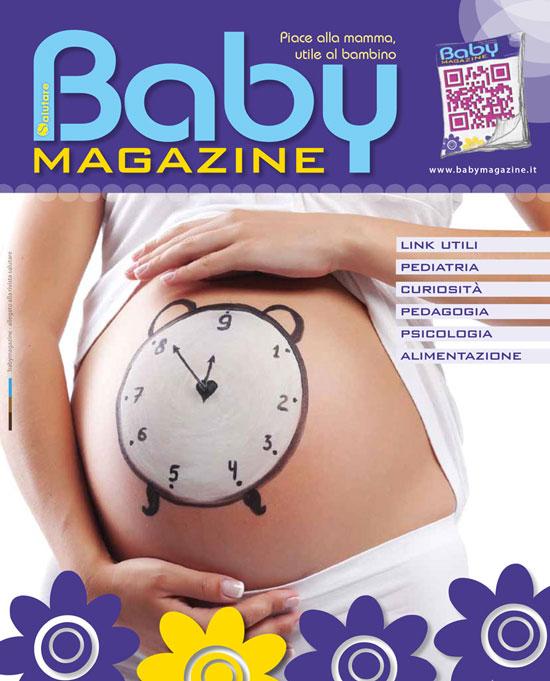 baby magazine 16 copertina