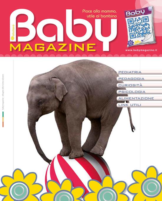 baby magazine 17 copertina