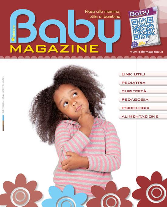 baby magazine 18 copertina