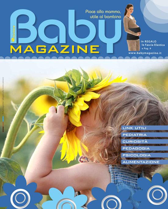 baby magazine 19 copertina