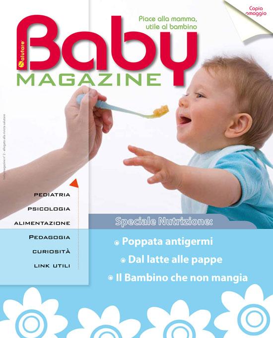 baby magazine 2 copertina