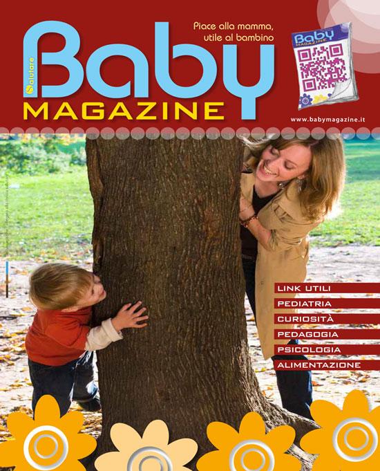 baby magazine 20 copertina