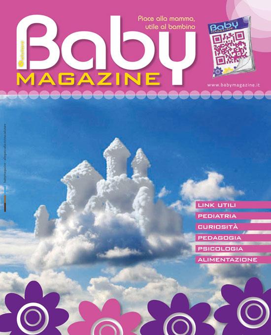 baby magazine 21 copertina