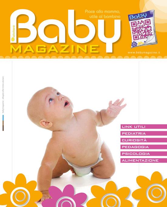 baby magazine 22 copertina