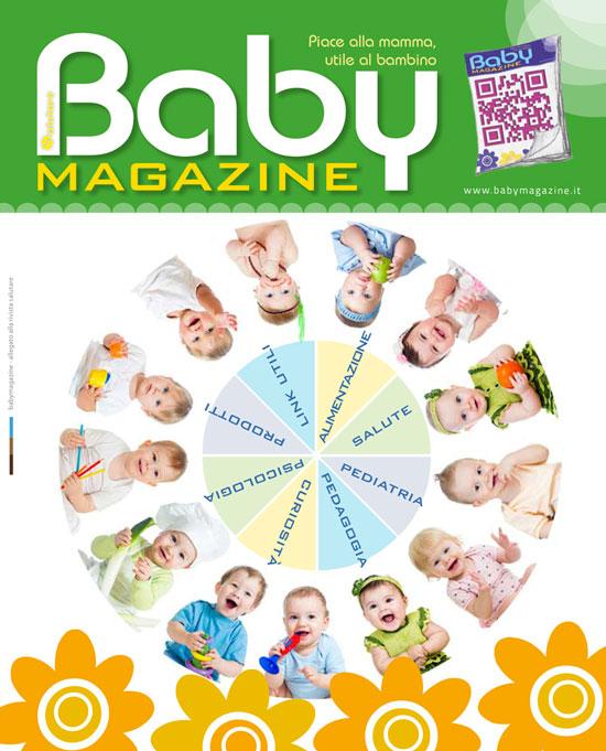 baby magazine 24 copertina