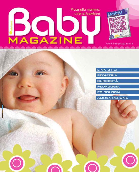 baby magazine 25 copertina