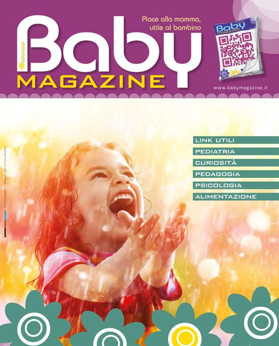 baby magazine 26 copertina
