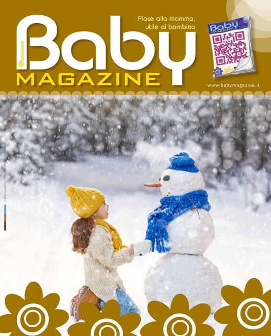 baby magazine 28 copertina