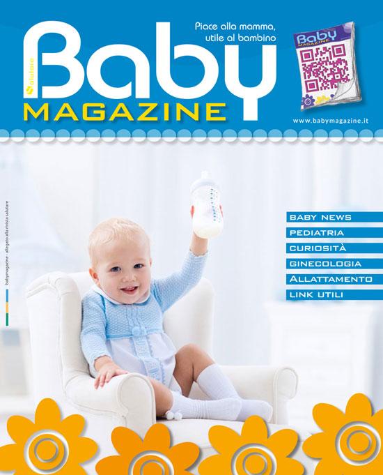 baby magazine 33 copertina