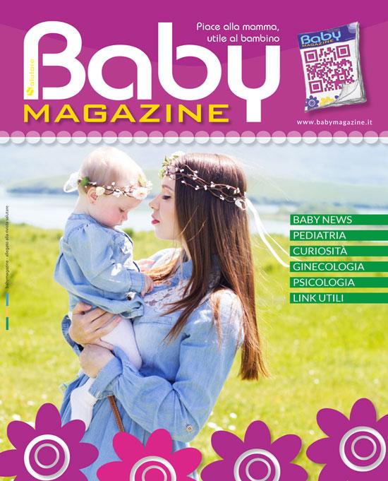 baby magazine 34 copertina