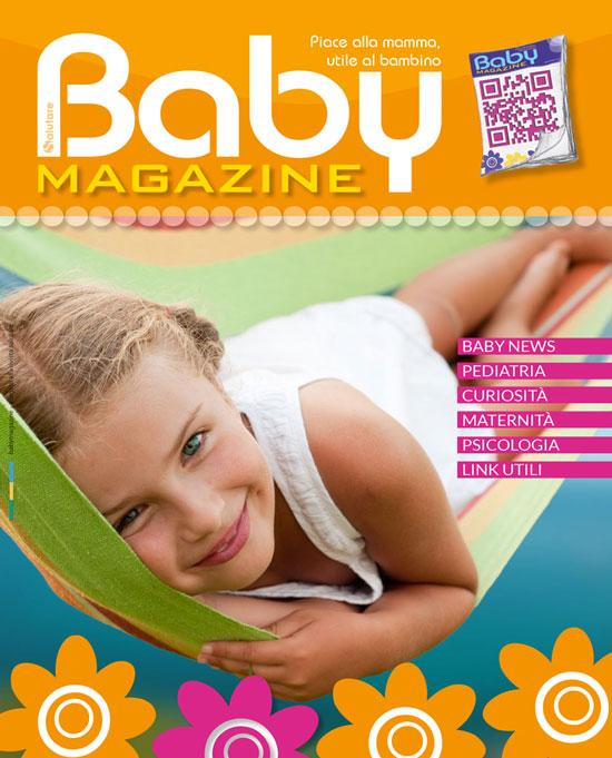baby magazine 35 copertina