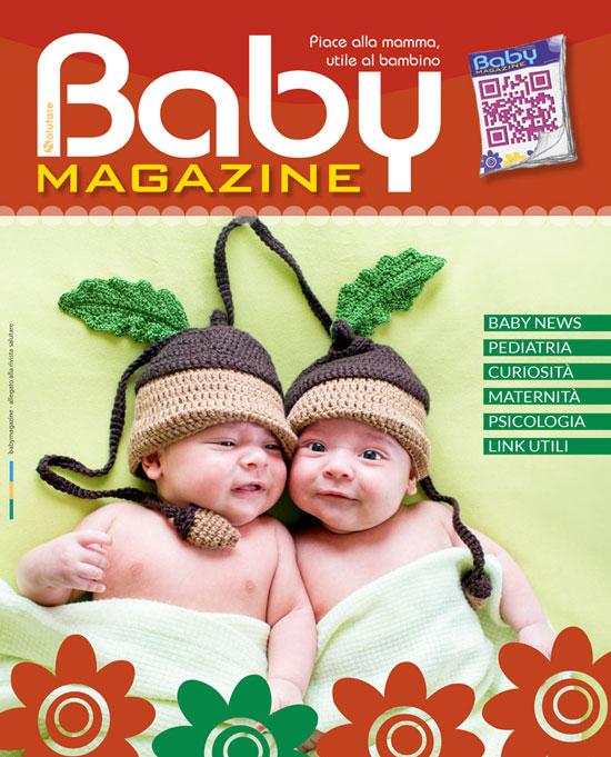 baby magazine 36 copertina