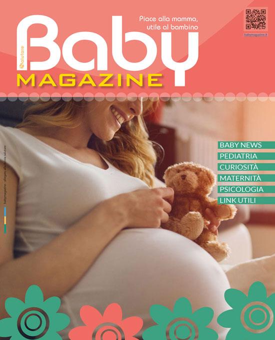 baby magazine 38 copertina