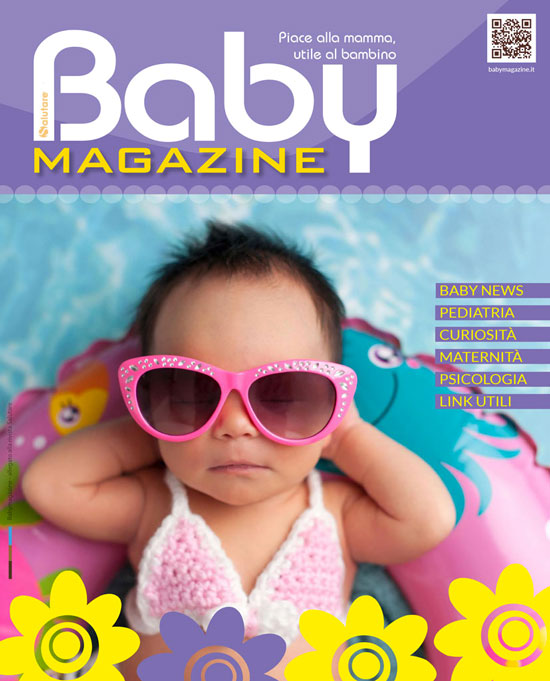 baby magazine 39 copertina
