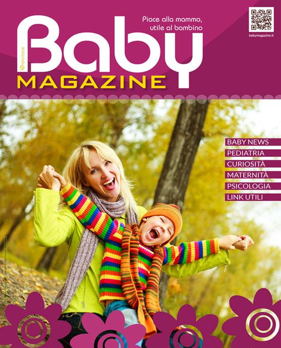 baby magazine 40 copertina