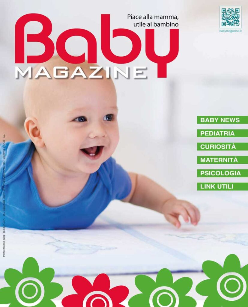 baby magazine 44 copertina