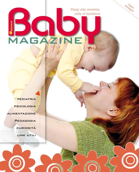 baby magazine 5 copertina