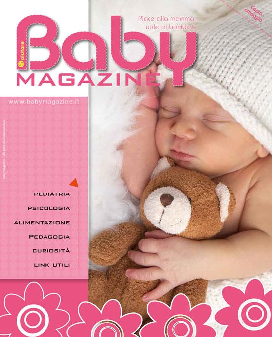 baby magazine 7 copertina