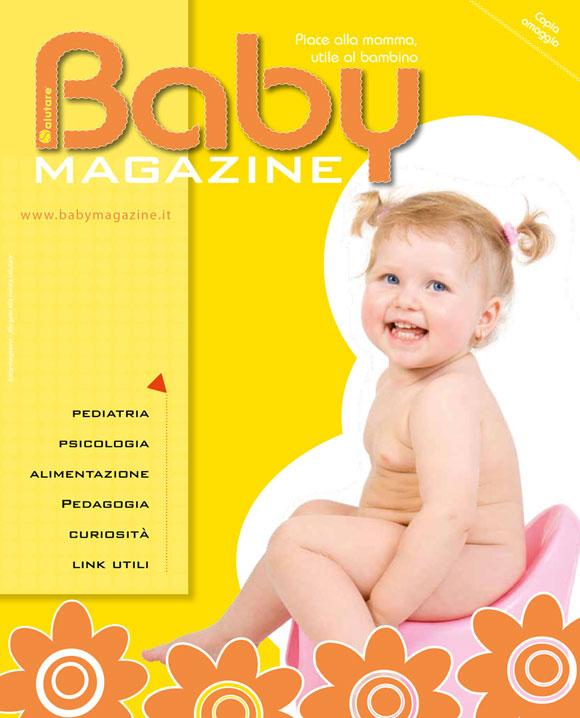 baby magazine 9 copertina